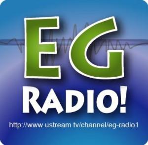 EG RADIO! ロゴ
