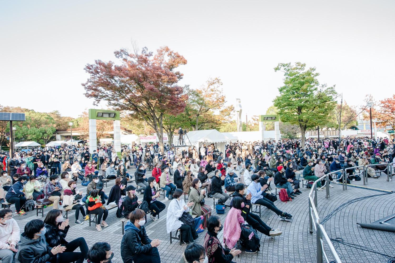 イベント 代々木 公園
